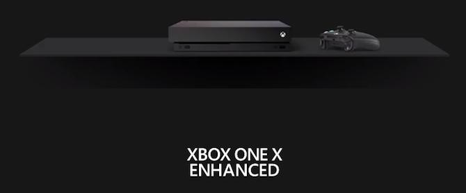 Risultati immagini per xbox one x enhanced games