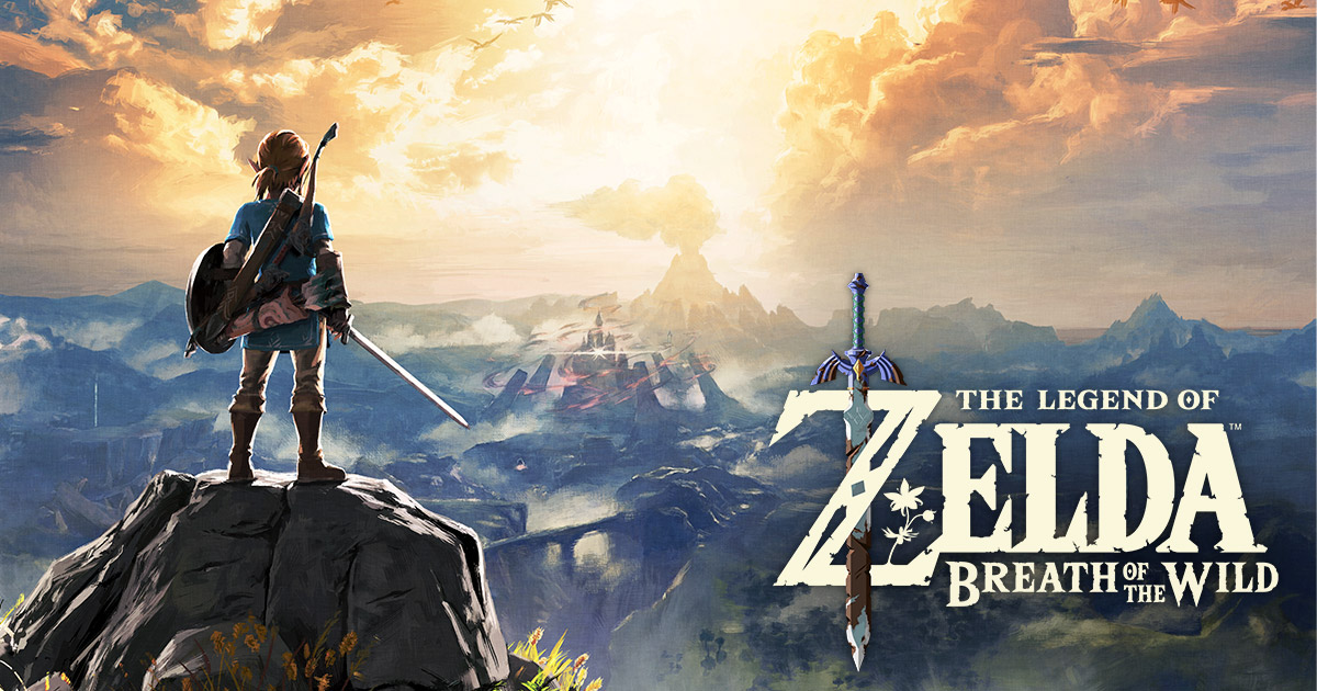 Zelda: Breath of the Wild é eleito o melhor jogo de todos os tempos pela  Revista Edge